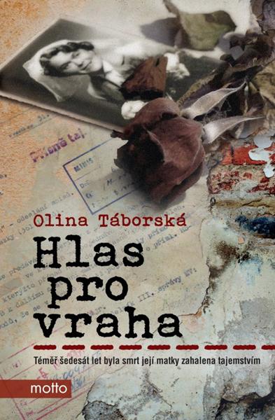 Hlas pro vraha - Olina Táborská - 13x21 cm