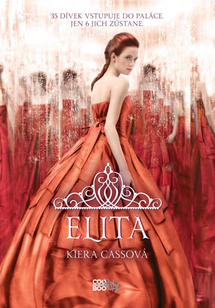 Elita - Kiera Cassová - 15x21 cm