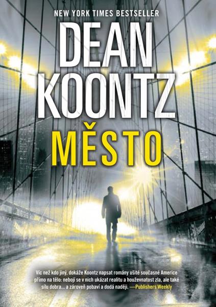 XYZ Město - Dean Koontz - 15x21 cm, Sleva 14%