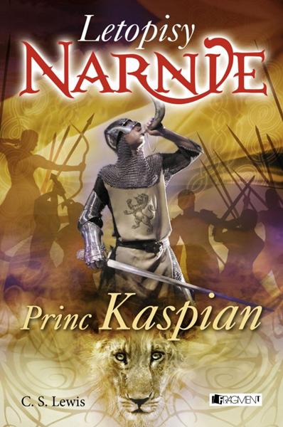 Letopisy Narnie - Princ Kaspian - C. S. Lewis - 14x20 cm