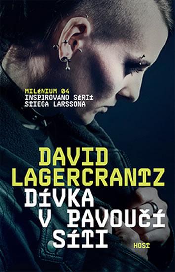 Dívka v pavoučí síti (brož.) - Lagercrantz David