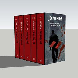 Jo Nesbo dárkový box 2
