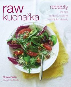 RAW kuchařka - Dunja Gulin, Sleva 77%
