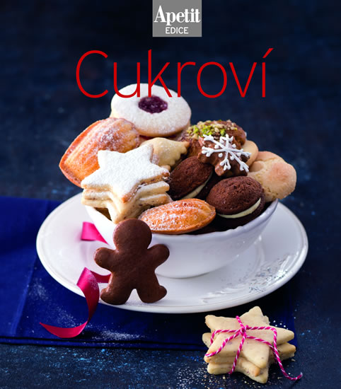 Cukroví (edice Apatit) - 22x25 cm