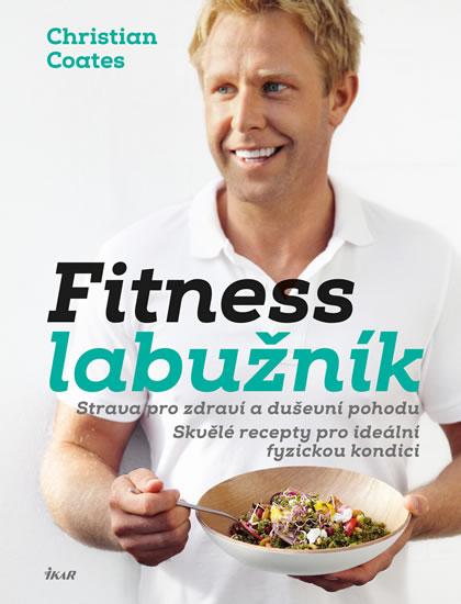 Fitness labužník - Christian Coates - 19x25 cm