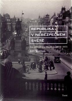 Republika v nebezpečném světě - Jiří Kovtun - 14x20 cm