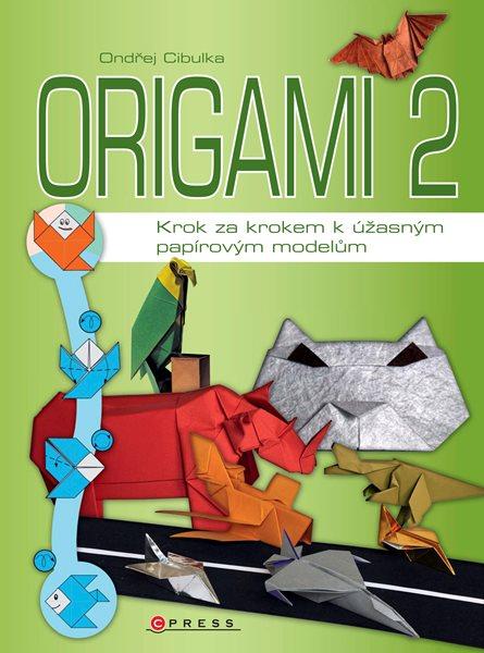 Origami 2 - Ondřej Cibulka - 17x23 cm