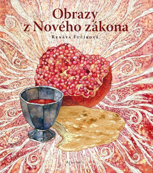 Obrazy z Nového zákona - Renáta Fučíková - 21x24 cm