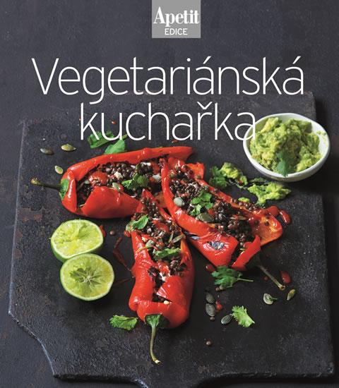 Vegetariánská kuchařka edice Apetit