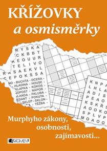 Křížovky a osmisměrky - Murphyho zákony, osobnosti, zajímavosti