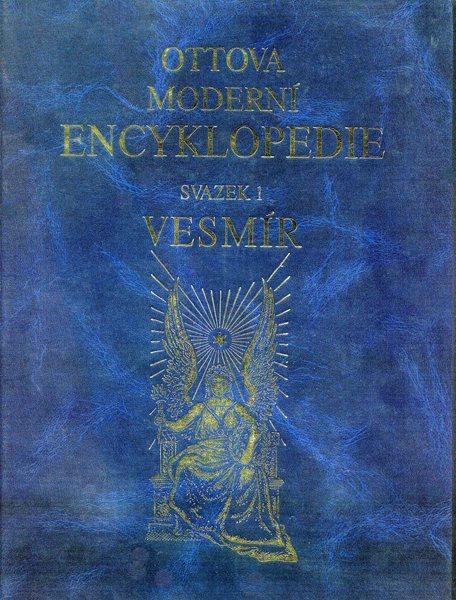 Ottova moderní encyklopedie - Jaroslav Soumar - 21x28 cm