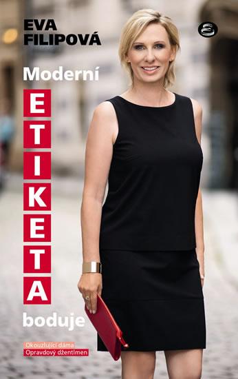 Moderní etiketa boduje (1) - Filipová Eva - 13x21