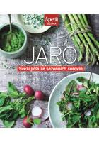 Jaro - Svěží jídla ze sezónních surovin - 22x25 cm