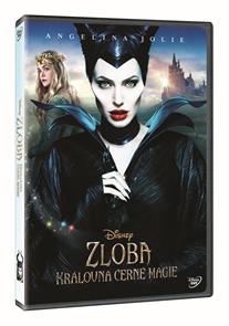 DVD Zloba – Královna černé magie
