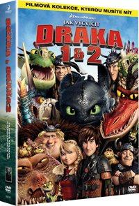 Jak vycvičit draka 1+2, 2 DVD