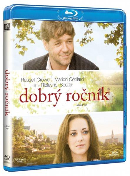 Dobrý ročník Blu-ray - Ridley Scott - 13x19 cm