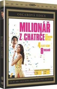 DVD Milionář z chatrče