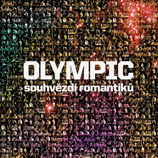 CD Olympic : Souhvězdí romantiků - Olympic - 13x14 cm