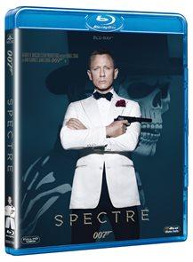 JAMES BOND 24: Spectre Blu-ray