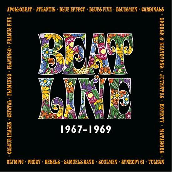 Beatline 1967-1969 2 CD - Various