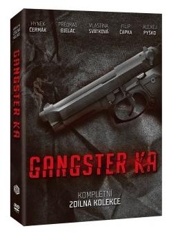 Gangster Ka kolekce 2 DVD - Jan Pachl
