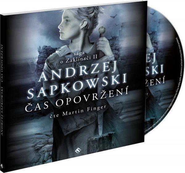 CD Čas opovržení - Andrzej Sapkowski