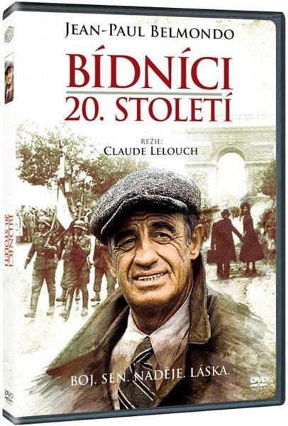 DVD Bídníci 20. století