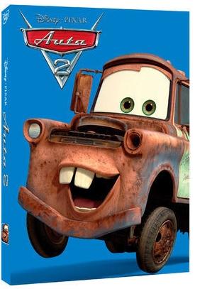 DVD Auta 2