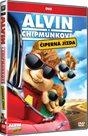 DVD Alvin a Chipmunkové 4 : Čiperná jízda