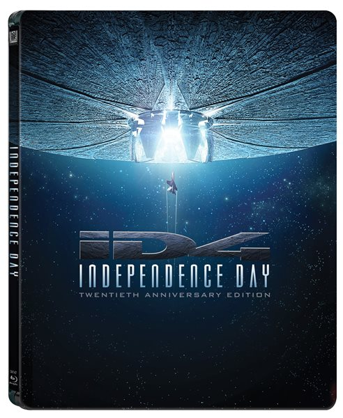 Den nezávislosti Blu-ray