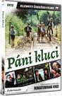 DVD  Páni kluci - edice KLENOTY ČESKÉHO FILMU