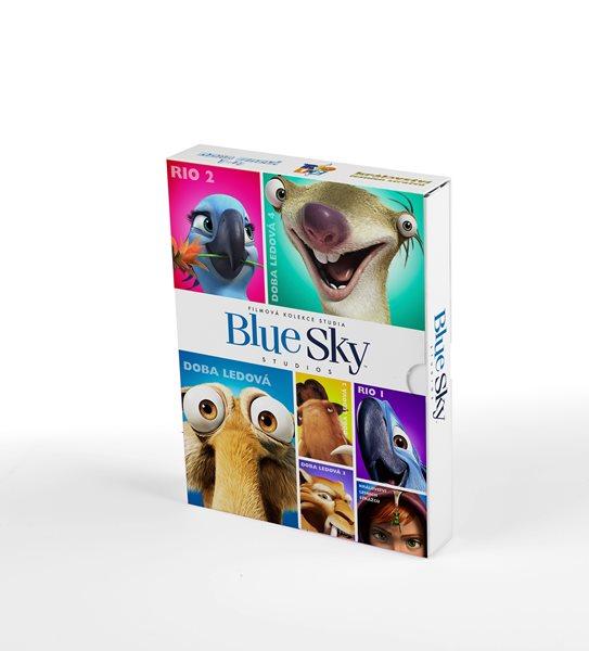 Kolekce BlueSky 7 DVD
