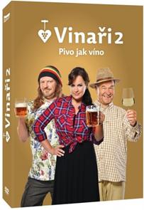 Vinaři 2. série 6 DVD