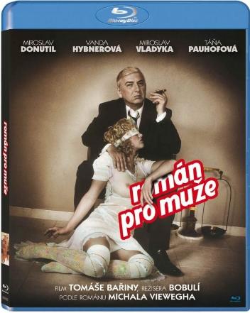 Román pro muže Blu-ray