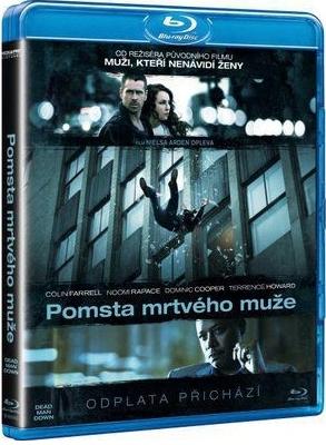 Pomsta mrtvého muže Blu-ray