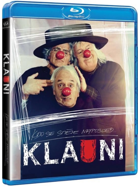 Klauni Blu-ray