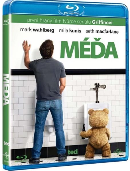 Méďa Blu-ray