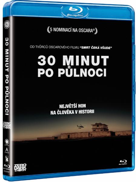 30 minut po půlnoci Blu-ray