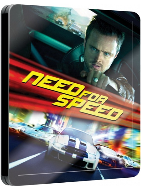 Need for speed Blu-ray Futurepack (limitovaná edice) - Scott Waugh
