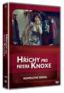 Hříchy pátera Knoxe kompletní kolekce 3 DVD