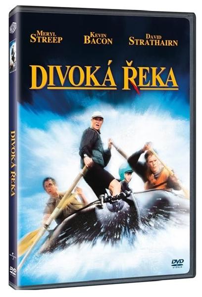 DVD Divoká řeka - Curtis Hanson