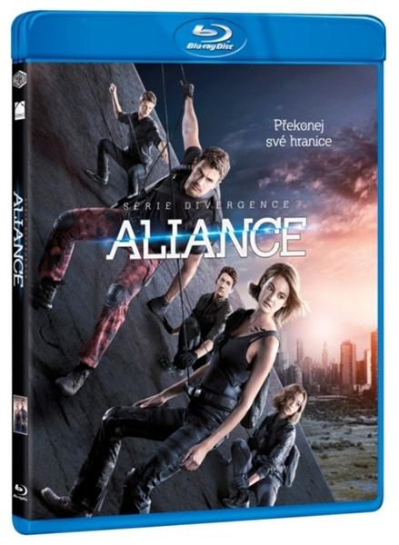 Série Divergence: Aliance Blu-ray - Robert Schwentke
