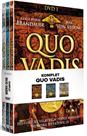 Quo Vadis komplet 3 DVD