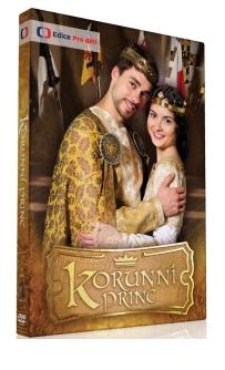 DVD Korunní princ - neuveden