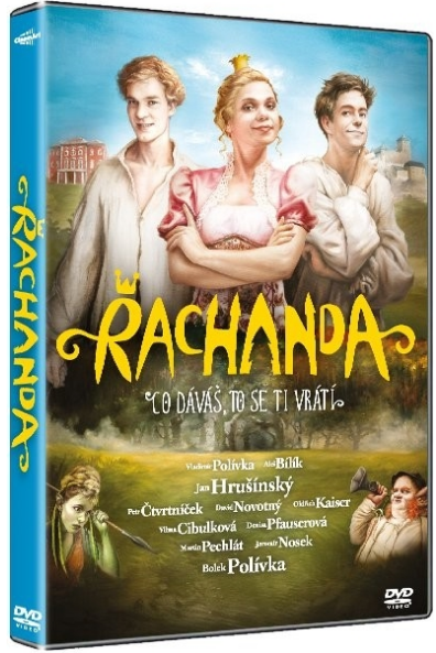 DVD Řachanda