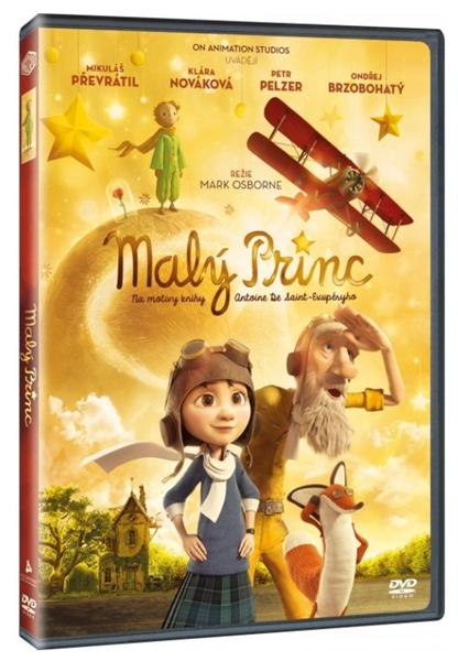 DVD Malý princ - Mark Osborne