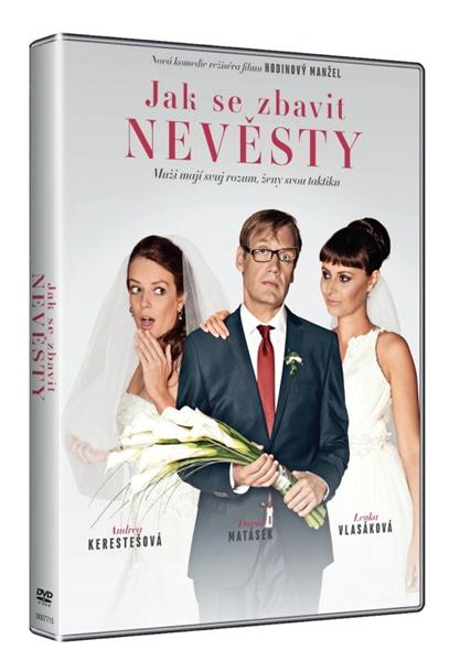 DVD Jak se zbavit nevěsty - Tomáš Svoboda