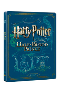Harry Potter a princ dvojí krve Blu-ray + DVD bonus - steelbook
