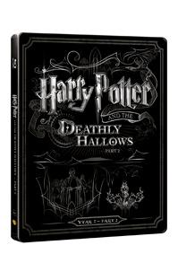 Harry Potter a Relikvie smrti - část 2. Blu-ray +DVD bonus - steelbook
