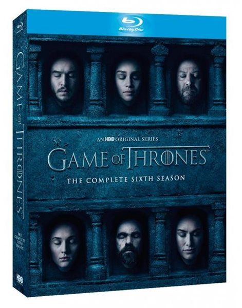 Hra o trůny 6. série 4 Blu-ray